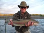 Kanektok River rainbow trout