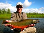 Bill's dolly varden on the Kanektok