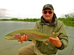 Gordon's Kanektok rainbow trout