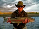Bob's rainbow on the Kanektok