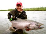King salmon on the spey rod